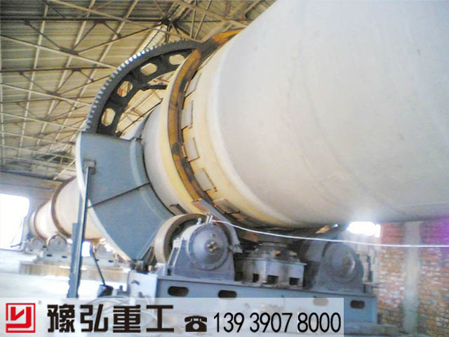 粘土陶粒砂生产设备现场